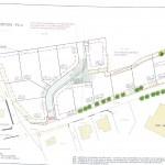plan composition terrain à quimper, vente terrain quimper