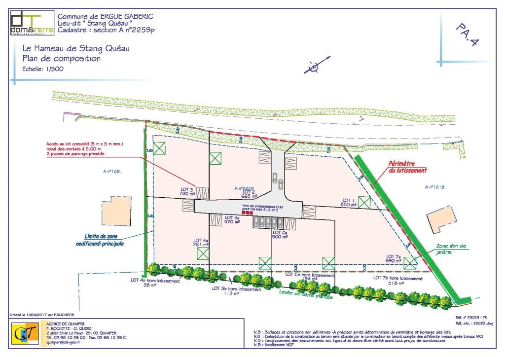PA4 plan de composition stang quéau paysage